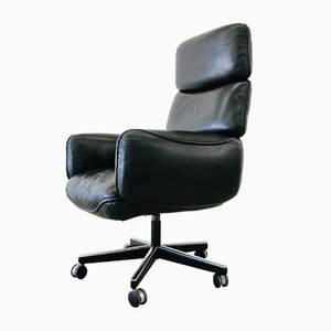 Executive Desk Chair by Otto Zapf for Knoll Inc. / Knoll International, 1980s