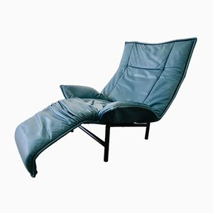 Veranda Lounge Chair by Vico Magistretti for Cassina, 1980s