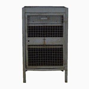 Industrieller Vintage Schrank, 1960er