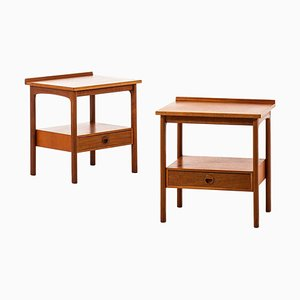 Side Tables by Folke Ohlsson for Tingströms, Sweden, 1960s, Set of 2