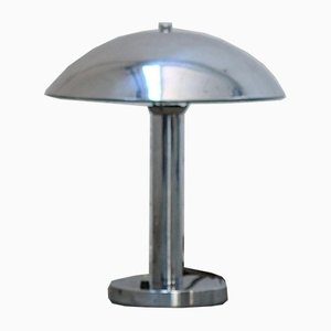Functionalist Table Lamp by Josef Hurka for Napako, 1930s