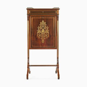 Softwood Secretaire Desk, 1840s