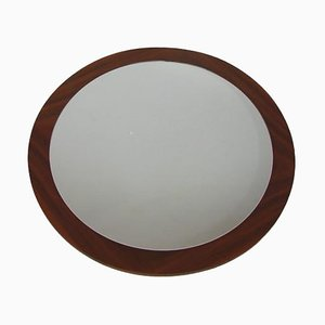Modern Rosewood Mirror, 1960s