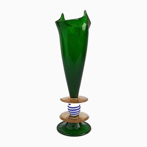 Vase by Ettore Sottsass for Formia, 1985