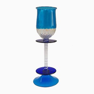 Glass by Ettore Sottsass for Formia, 1985