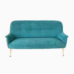Italian Upholstery Sofa, 1960s