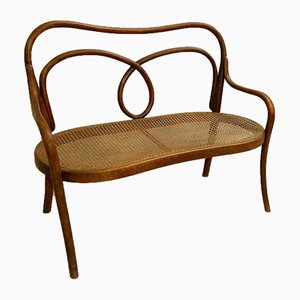 Antique Children's Bench from Thonet