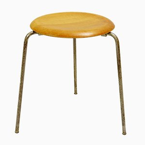 Model 3170 Danish Stool by Arne Jacobsen for Fritz Hansen, 1970s