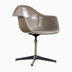 Chaise de Bureau Grise par Charles Eames pour Herman Miller, 1970s