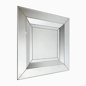 Square Wall Mirror, 1970s