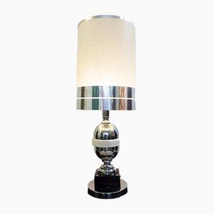 Lámpara de mesa grande de Barbier, años 70