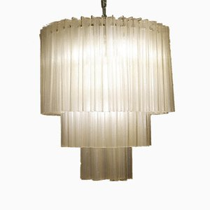 Murano Glass Chandelier by Salviati, 1960s