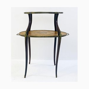 19th Century 2-Tier Tea Table