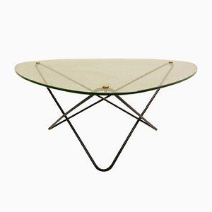 Table Basse Modèle Jasmine par Jacques Tournus pour Airborne, 1954