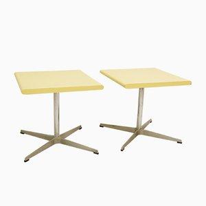 Tavolini di Fritz Hansen, anni '60, set di 2
