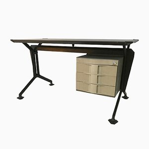 Arco Desk by Studio BBPR for Olivetti, 1960s