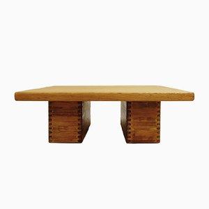 Pine Coffee Table by Ilmari Tapiovaara for Laukaan Puu, Finland, 1950s
