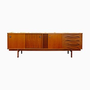Italian Long Sideboard, 1960s