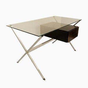 Minimalist 1928 Desk by Franco Albini for Knoll, 1970s