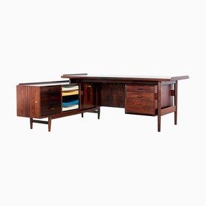 Dänischer Modell 209 Schreibtisch von Arne Vodder für Sibast Møbelfrabrik, 1950er