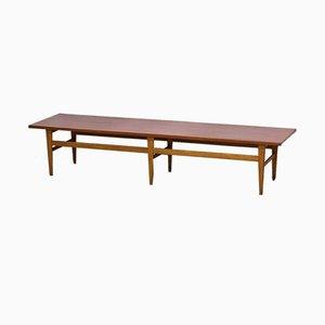 Table Basse par Eric Johansson pour Abrahamssons Möbelfabrik, Suède, 1950s