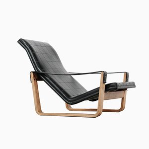 Model Pulkka Lounge Chair by Ilmari Lappalainen for Asko, 1967
