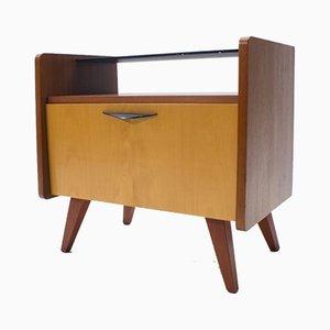 Table de Chevet Mid-Century, 1950s