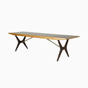 Rosewood Coffee Table by Karl-Erik Ekselius for JOC Vetlanda, 1950s