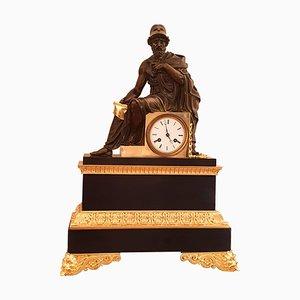 Große Empire Uhr
