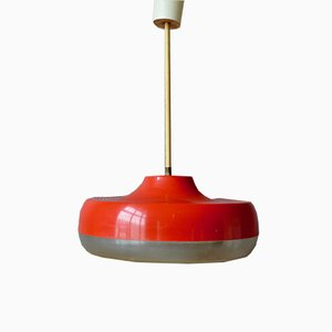 Vintage UFO Ceiling Lamp, 1960s