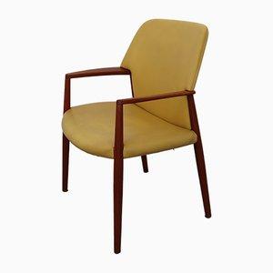 Dänischer Mid-Century Sessel von Fritz Hansen, 1960er