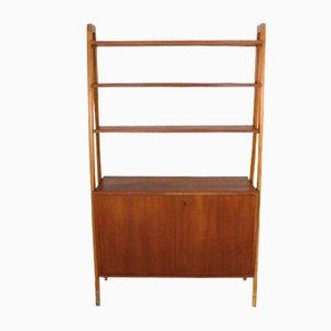 Scandinavian Teak Hanging Dresser, 1960s