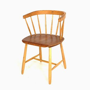Swedish Pinnstol Dining Chair, 1960s