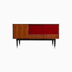 Mid-Century Bordeaux Sideboard from G-Plan, 1960s