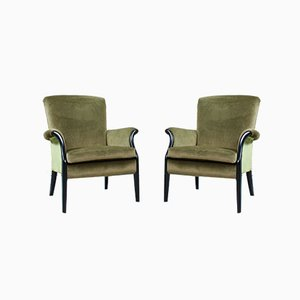 Vintage Lounge Chairs from Parker Knoll, 1960s, Set of 2