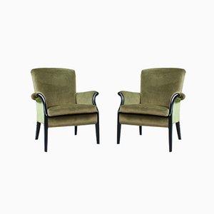 Vintage Sessel von Parker Knoll, 1960er, 2er Set