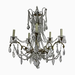 Antique French Chandelier from Baccarat