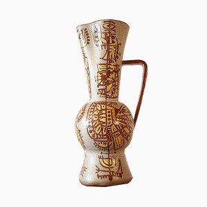 Grand Vase Pitcher de Accolay, 1950s