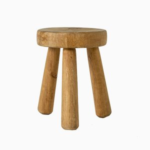 Birch Stool by Ingvar Hildingsson for Ingvar Hildingsson, 1960s