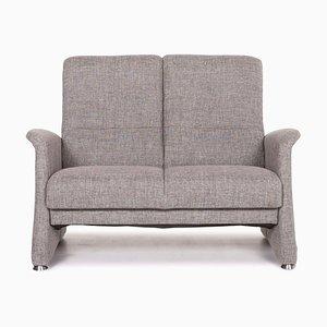 Graues 2-Sitzer Sofa von Himolla