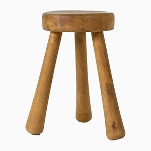Yearwood Stool by Ingvar Hildingsson for Ingvar Hildingsson, 1960s