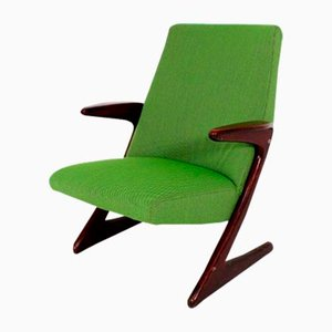 Swedish Model Trivia Z Lounge Chair by Bengt Ruda for Nordiska Kompaniet, 1960s