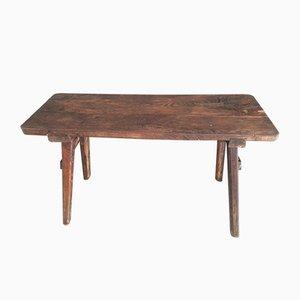 Antiker Esstisch aus Eiche