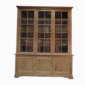 Antique Fir Cupboard, 1900s