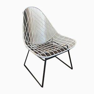 Sessel aus Draht von Cees Braakman für Pastoe, 1950er