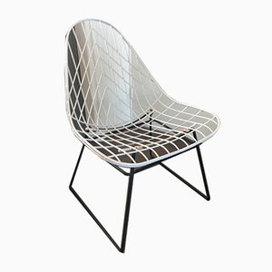 Wire Lounge Chair by Cees Braakman for Pastoe, 1950s