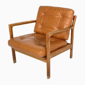 Teak Chair by Karl Erik Ekselius for JOC Vetlanda, Sweden, 1960s