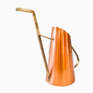 Copper and Brass Watering Can, Vienna, 1950s