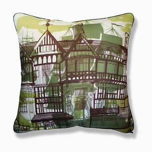 Liberty of London Cushion, 1960s