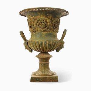 Cast Iron Medicis Vase, 1920s
